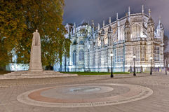 King George V statue at London, England Stock Images