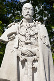 King George V Statue in London Royalty Free Stock Photography