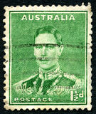 King George VI Postage Stamp Royalty Free Stock Images