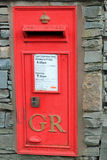 King George VI postbox in the UK Stock Images