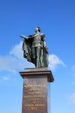 King Gustaf III. Stock Images