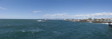 King Harbor, CA Royalty Free Stock Photo