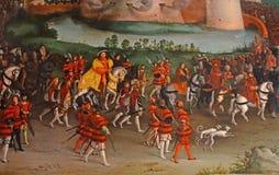 King Henry VIII Stock Image