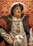 King Henry VIII Stock Photos