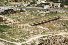King Herod's palace Royalty Free Stock Photo