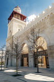 King Hussein Bin Talal mosque Stock Photos