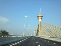 King Jessada Bodin Bridge Royalty Free Stock Images