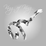 King of king Royalty Free Stock Images