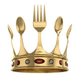 King of the kitchen Royalty Free Stock Photos