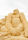King Kong Lizenzfreies Stockfoto