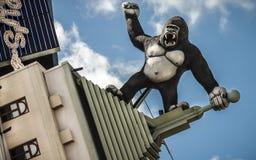 King Kong Imagen de archivo libre de regalías