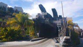 King Kong Ride at Universal Studios Royalty Free Stock Photography