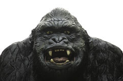 King Kong staty Royaltyfri Fotografi