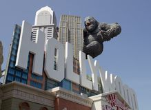 King Kong at the Wax Museum in Branson, Missouri Stock Photo