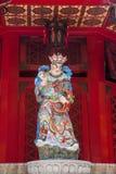 King Kong Wong Tai Sin Temple god Stock Photography