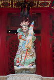 King Kong Wong Tai Sin Temple god Royalty Free Stock Images