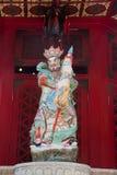 King Kong Wong Tai Sin Temple god Royalty Free Stock Images