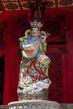 King Kong Wong Tai Sin Temple god Stock Photo