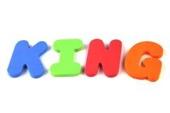 King Stock Image