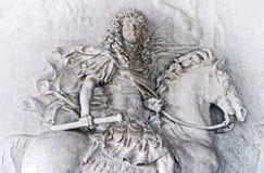 King Louis XIV Stock Images