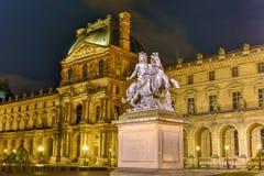 King Louis XIV - Paris, France Stock Photo