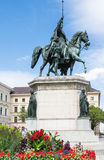 King Ludwig Monument in Munich Royalty Free Stock Photography