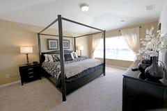 King Master Bedroom Stock Photos