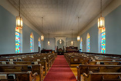 King Memorial Baptist Church Royalty Free Stock Photos