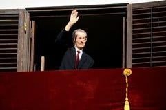 King Michael I royalty free stock photos