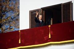 King Michael I stock image
