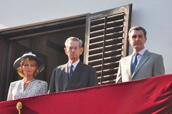 King Michael of Romania Stock Image