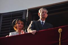 King Michael of Romania Stock Photo