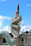 King of Naga Royalty Free Stock Photo