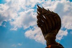 King naga in NAKHON PHANOM THAILAND Stock Photos