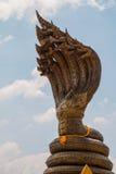 King naga in NAKHON PHANOM THAILAND Royalty Free Stock Image