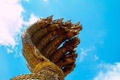 King naga in NAKHON PHANOM THAILAND Stock Photography