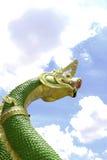 The king naga Royalty Free Stock Photo