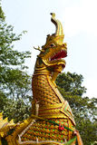 King Of Nagas Royalty Free Stock Image