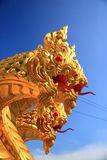 King of nagas Royalty Free Stock Photography