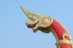 King of Nagas Stock Images
