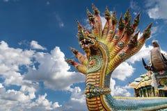 King of Nagas Stock Photography