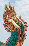 King of Nagas statue Royalty Free Stock Photo