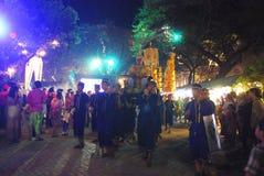 King Narai Reign Festival Stock Photo