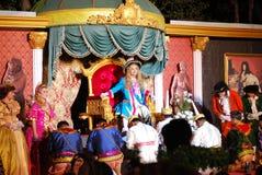 King Narai Reign Festival Royalty Free Stock Photos