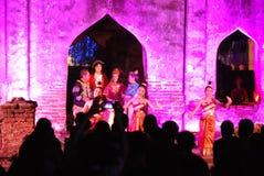 King Narai Reign Festival Stock Photography