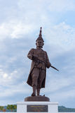 King Narai were constructed by the Royal Thai Army Royalty Free Stock Photo