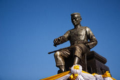 King Naresuan. Royalty Free Stock Images