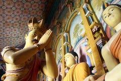 King nd Buddha Stock Photos