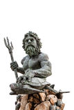 King Neptune Statue at Virginia Beach Royalty Free Stock Photography
