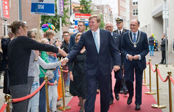 King of the Netherlands Stock Photography